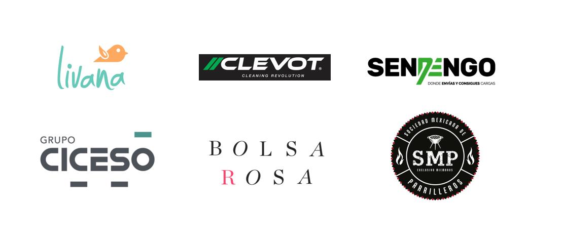 Logos Empresas ENLACE+